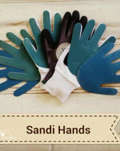 SANDI HANDS lihvimiskindad