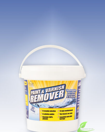 Paint & Varnish Remover full
