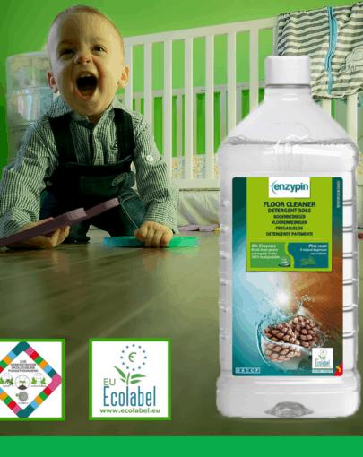 Enzypin Bioaktiivne Üldpuhastusvaheend