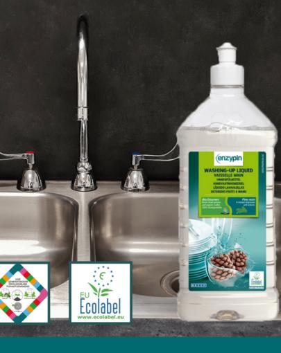 Enzypin Bioaktiivne Nõude Käsipesuvahend