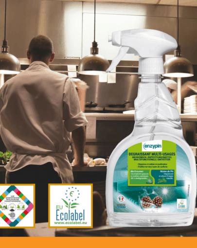 Enzypin Bioaktiivne Rasva Ärastav Puhastusvahend
