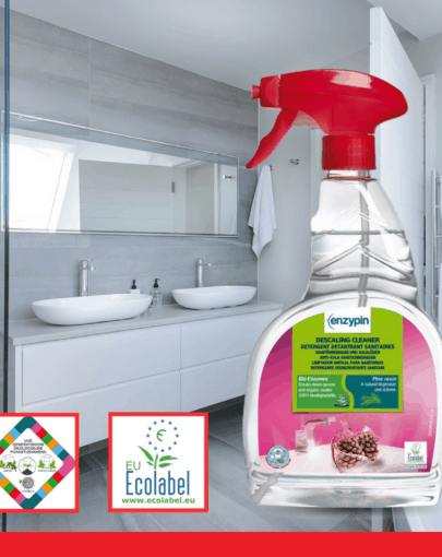 Enzypin Bioaktiivne Vannitoa Puhastusvahend