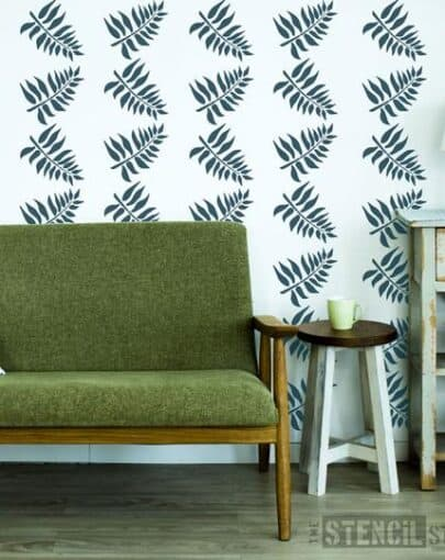 10273S-B-LONGLEAT-FERN-STENCIL-FROM-THE-STENCIL-STUDIO-A4_540x